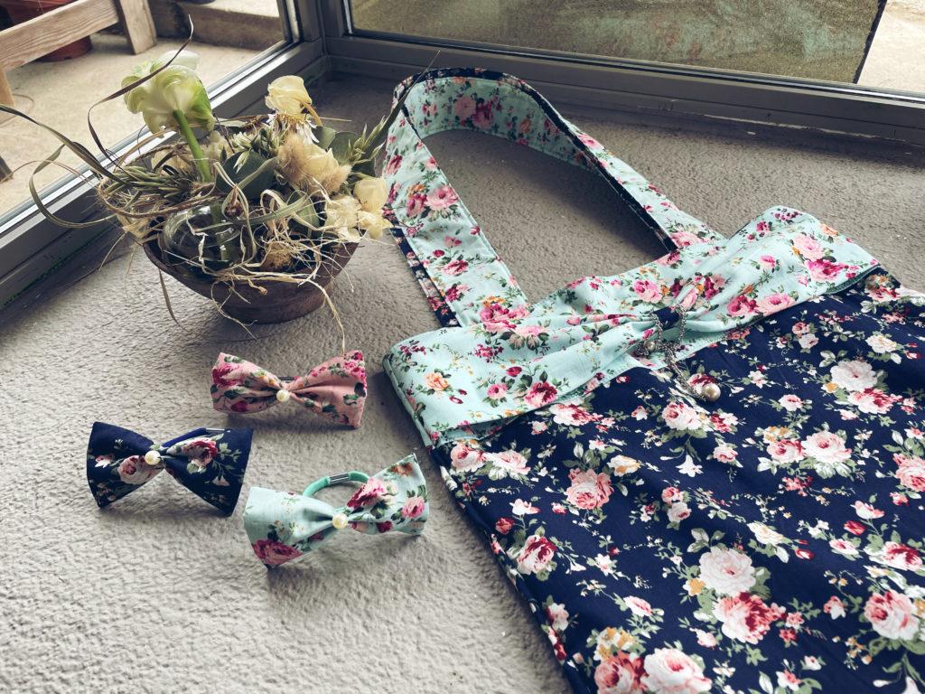 tote bag, couture, sur mesure