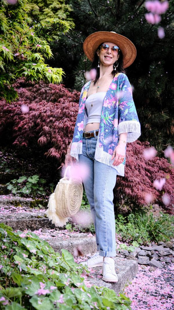 Kimono, kimonoboheme