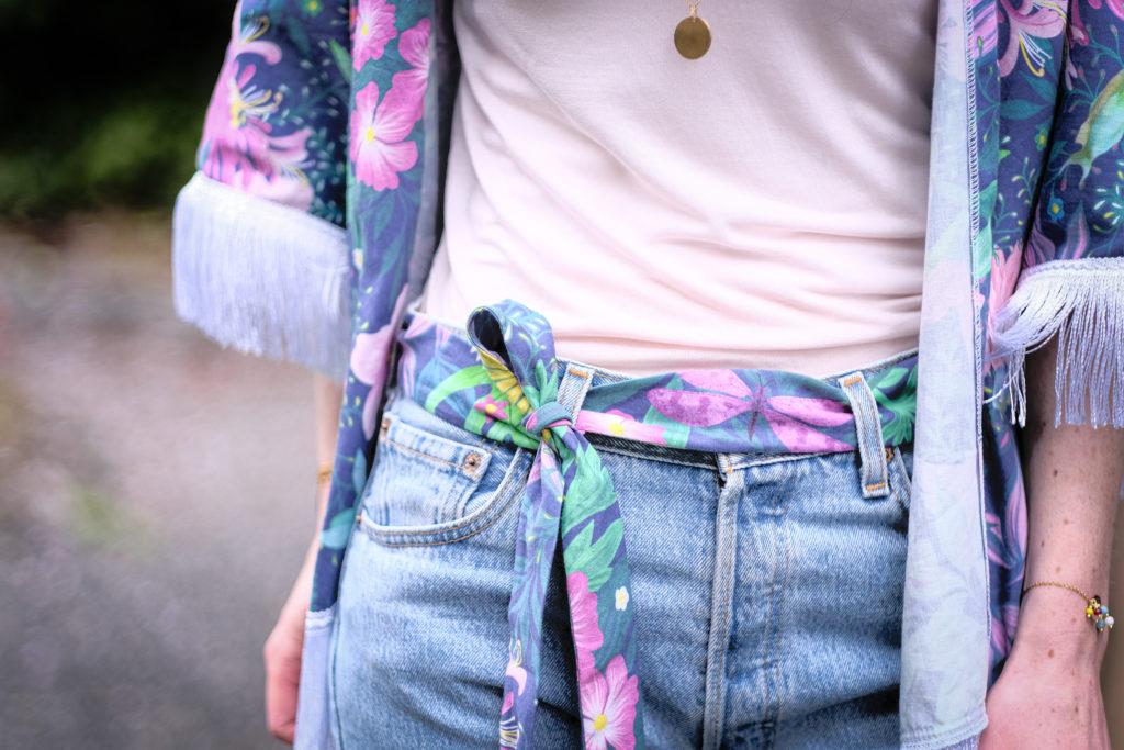 ceinture, ceinture tissu, gots
